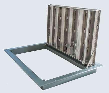 RAF foundation frame design makes retrofitting an 'Easy Task'