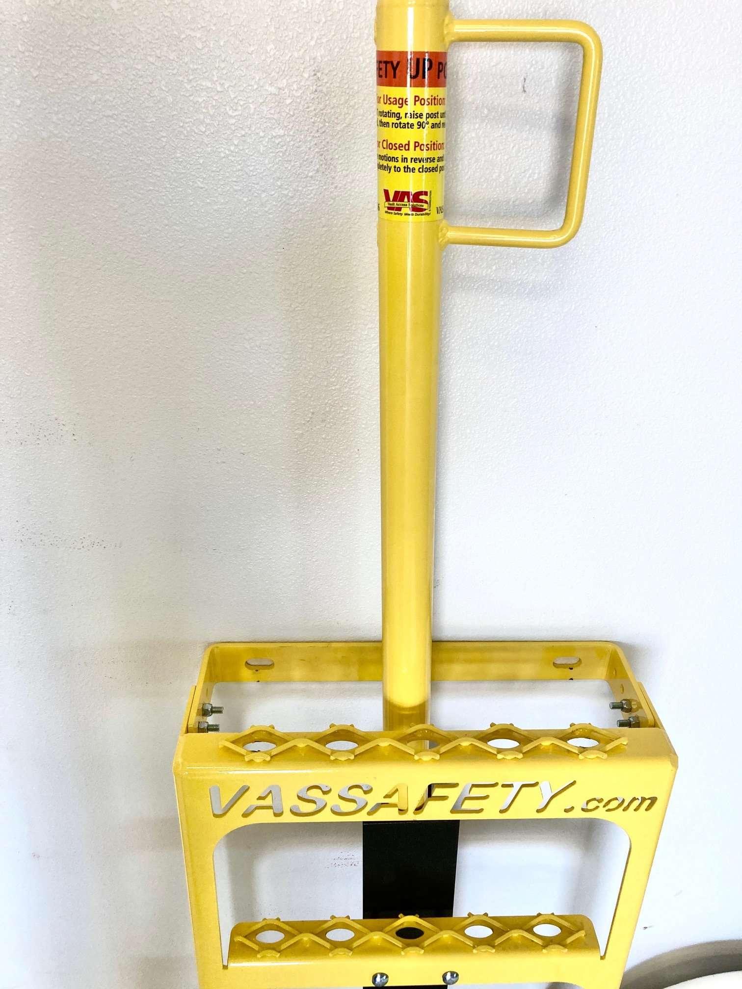 VAS Modular Steel Ladder Pop-Up